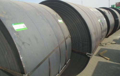 UF Logistics Pakistan with Delivery of Steel Sheets in Coils