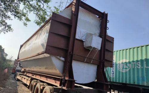 Green Channel Reports their First Project Shipment of 2020