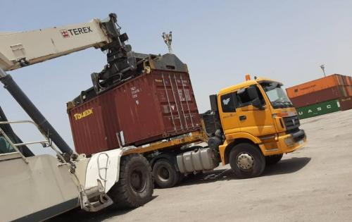 BSMG Deliver for Power Line Project in Mauritania