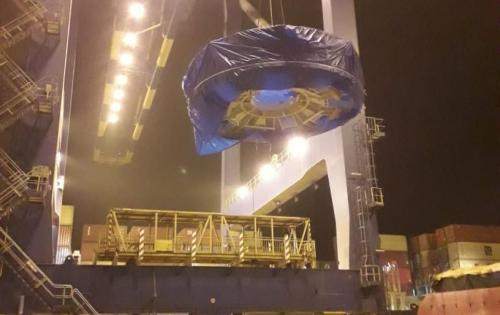 Premier Global Logistics with Successful Shipping of Stator Ring