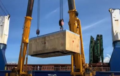 EZ Link & Actanis Join Forces for Heavy Cargo Movement