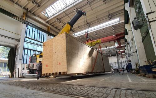 Cooperation Between 3 Cargo Connections Members to Efficiently Handle Project Shipment