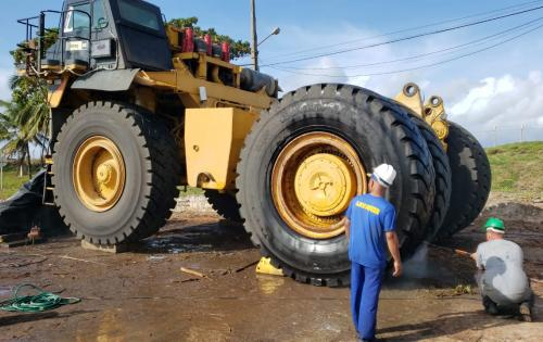 CMX Global Complete Challenging Charter for Dump Trucks