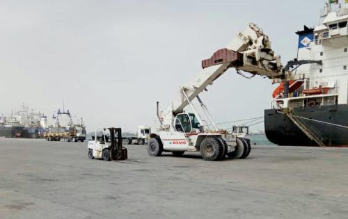 BSMG with Delivery of Generators in Mauritania