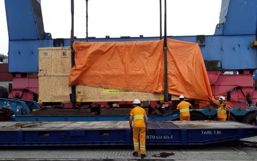 Double Star Logistics in Brazil Handle 2 Generators