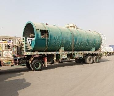 Star Shipping Pakistan Delivers Enormous Breakbulk Load
