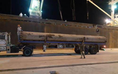 Star Shipping Pakistan Loads OOG Cargo at Gwadar Seaport