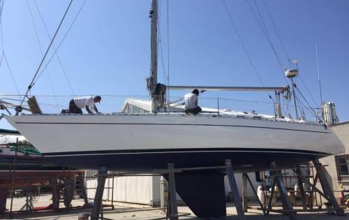 Wilhelmsen UAE Handles Yacht Movement with BATI Turkey