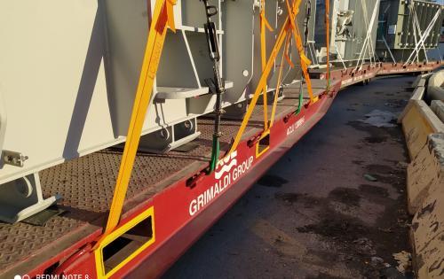 Origin Logistics Turkey with Transformers & Boat Shipments