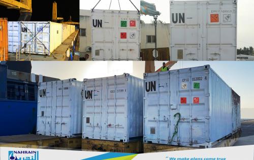 AlNahrain Successfully Complete Project in Congo