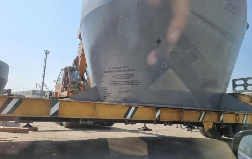 Star Shipping Busy with Supervision of Cargo at Karachi Port