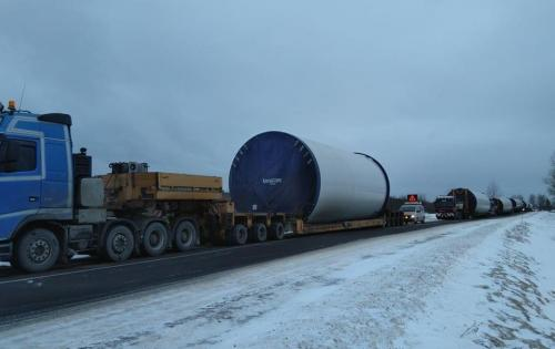 KGE Baltic Delivers Wind Power Project to Belarus