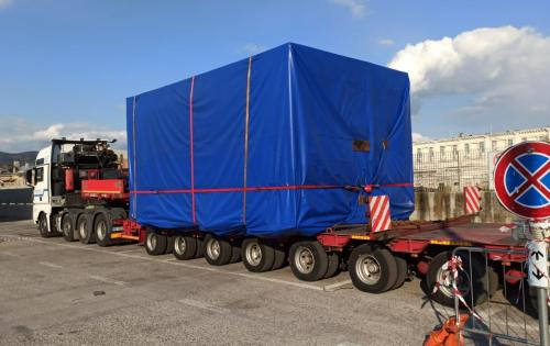 BBL Complete Challenging Transport Project with Centralog