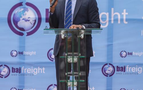 BAJ Freight and Logistics Announce New Office Complex
