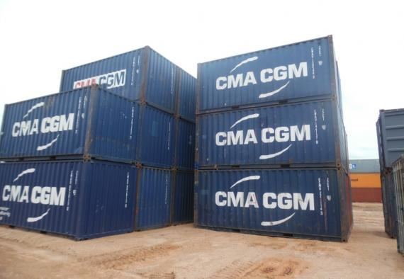 VVM with Shipment of 120 Containers from Paraguay to the USA