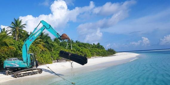 Asia Forwarding Provide Ultimate Project Cargo Handling in the Maldives