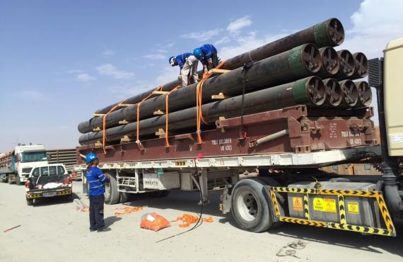 Fleet Line Shipping Services - Pipe Handling Specialists