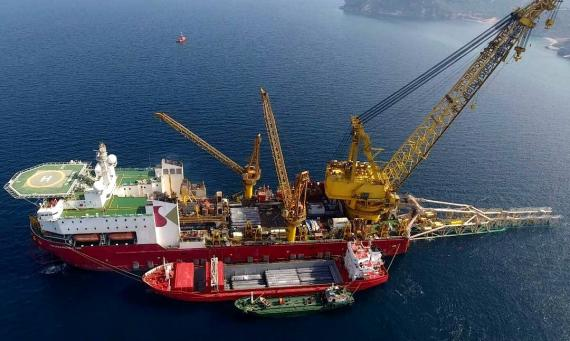 BATI with Ship-to-Ship Operation for TANAP Project