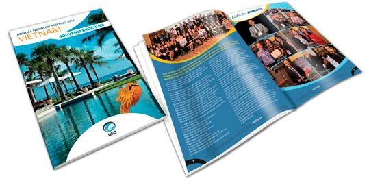 Souvenir Brochure of UFO 2018 Annual Meeting