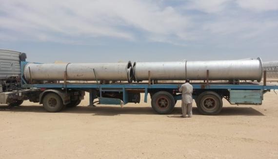 ATLAS Export Industrial Cleaning Equipment to Spain