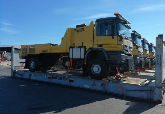 TransOcean with Jetbrooms Project for General Transport