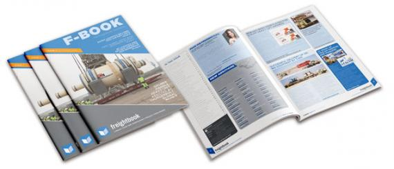 Latest Edition of Freightbook's Digital Newsletter F-BOOK is Issued