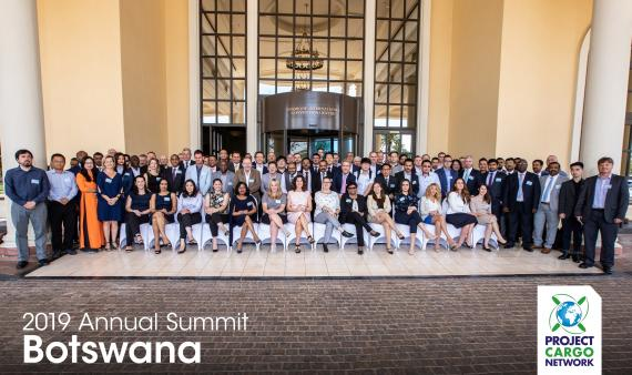 Project Cargo Network 2019 Annual Summit in Botswana