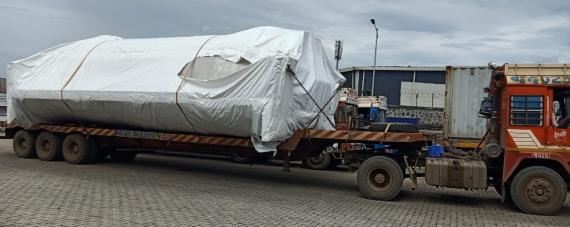 Green Channel Forwarders with Another Project Cargo Delivery