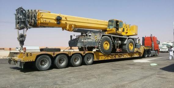 Expert Knowledge at Satcon Logistics in Saudi Arabia