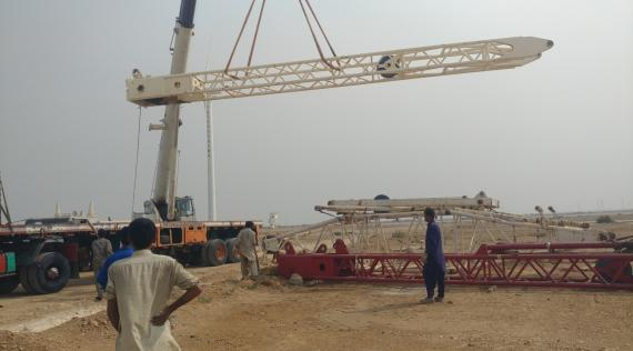Star Shipping Reports Haulage of 650tn Mechanical Crane
