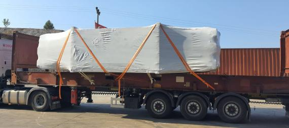 BATI Completes Another Successful OOG Shipment
