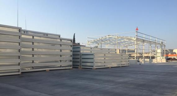 BATI in Turkey Load Shipment of Flatpacks to Mombasa