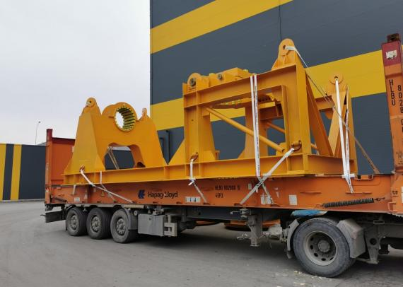 BATI with Shipment of Special Equipment from Turkey to Australia