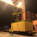 EZ Link Ship OOG Cargo from Kaohsiung to Shanghai