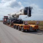 KGE Deliver Heavy Mobile Crane