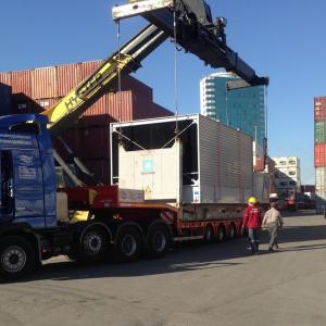 MTS in Turkey Handle Transportation for Mersin Entegre Health Campus
