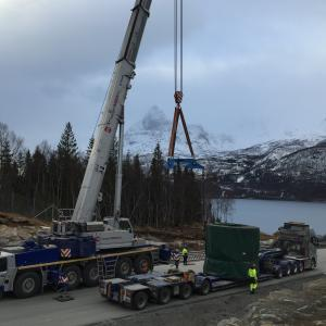 FREJA Participate in Highly Anticipated Bridge Construction Project in Norway
