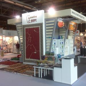 Fortune Italy Handle Egyptian Cargo for Milan Trade Fair