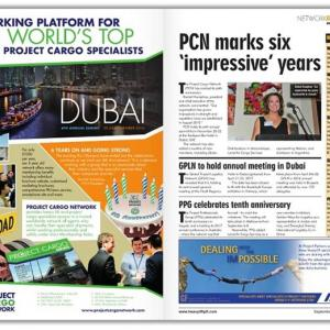 PCN Coverage in September/October 2016 edition of HLPFI