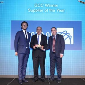 Almajdouie Wins 'GCC Supplier of the Year' by MEED Quality Awards for Projects
