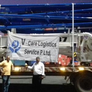 V-Care Deliver Over-Dimensional Cargo in India
