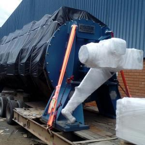 DC Logistics Brasil Move 45.5tn Dryer to Ecuador