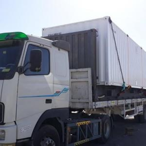 PCIT Deliver Portable Cabins to Kabul