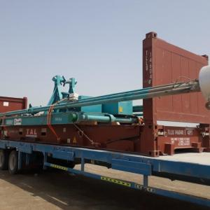 Fleet Line with Innovative Ideas for Handling OOG Cargo