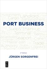 Port Business Book by Dr. Jürgen Sorgenfrei