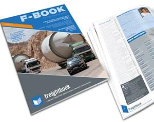 7th Edition of Freightbook's Digital Newsletter F-BOOK is Issued