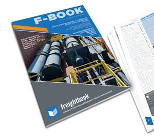 8th Edition of Freightbook's Digital Newsletter F-BOOK is Issued