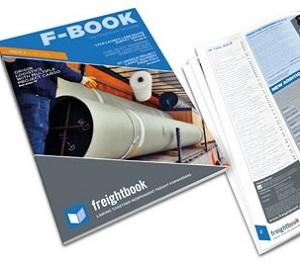 9th Edition of Freightbook's Digital Newsletter F-BOOK is Issued
