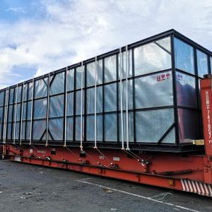 Green Channel Handle Project Cargo