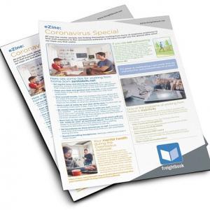 Freightbook issues Coronavirus Special eZine